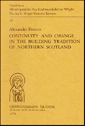 Continuity and change in the building tradition of Northern Scotland # 18200