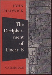 The decipherment of linear B # 18328