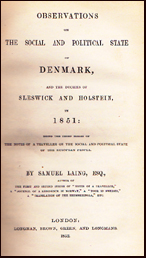 Observations on the Social and Political State of Denmark, and the Duchies of Sleswick and Holstein