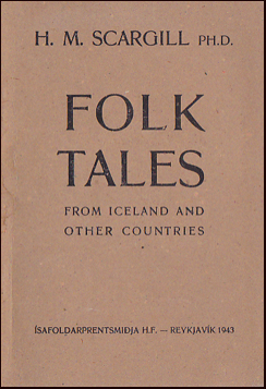 Folk tales from Iceland and other countries # 19049
