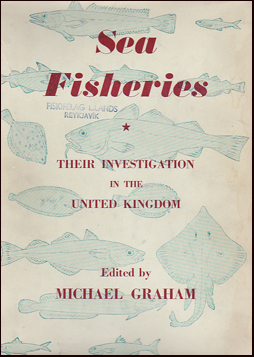Sea fisheries. Their investigation in the United Kingdom # 19478