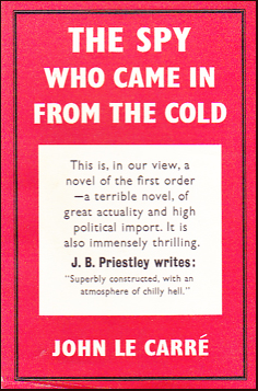 The Spy who came in from the Cold # 19539