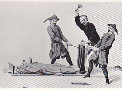 The History of Torture throughout the ages # 21156