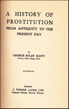 A History of Prostitution from antiquity to the present day # 21204