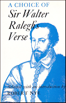 A Choice of Sir Walter Ralegh´s Verse # 21212