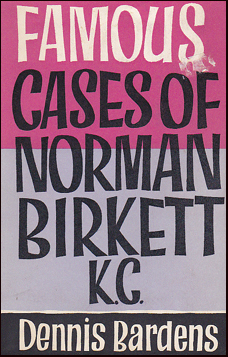 Famous Cases of Norman Birkett K.C. # 21281