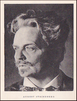 The Strange Life of August Strindberg # 21342