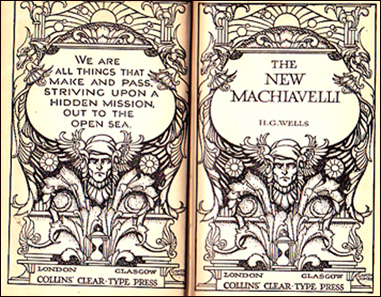 The New Machiavelli # 21411