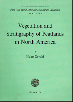 Vegetation and Stratigraphy of Peatlands in North America # 21472