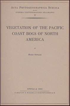 Vegetation of the Pacific Coast bogs of North America # 21880