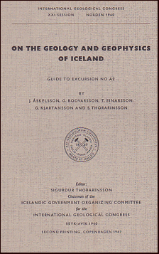 On the geology and geophysics of Iceland. Guide to excursion no A2 # 21936