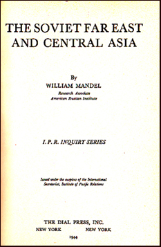 The Soviet Far East and central Asia # 22835
