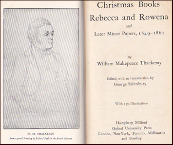 Chrisrmas Books Rebecca and Rowena # 22885