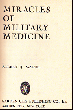 Miracles of Military Medicine # 23399