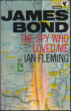 The Spy Who Loved Me # 23412
