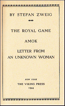 The royal game # 23647