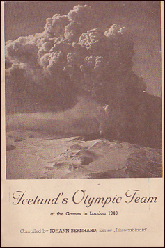 Iceland's Olympic Team # 23947