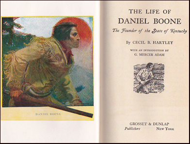 The Life of Daniel Boone # 25243