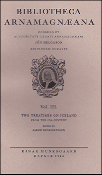 Two treatises on Iceland from the 17th century # 25799