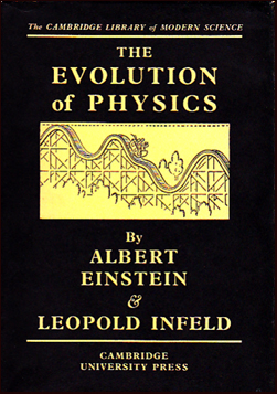 The evolution of physics # 27533