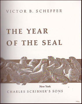 The Year of the Seal # 27774