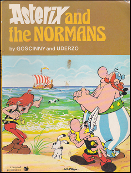 Asterix and the Normans # 28731