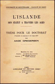 L'Islande. Son statut a travers les ages # 32592