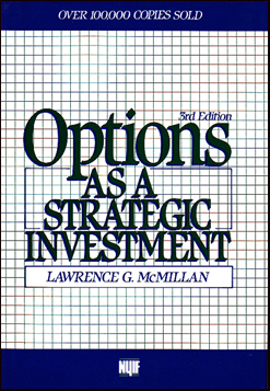 Options as a Strategic Investment # 29771