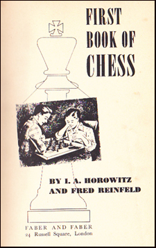 First Book of Chess # 29991