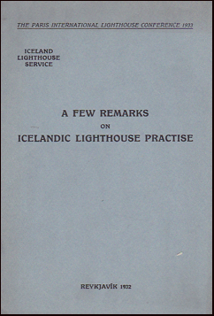 A few remarks on Icelandic lighthouse practise # 30662