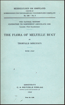 The Flora of Melville Bugt # 31047