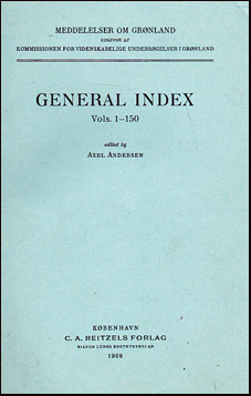General Index. Vols. 1 – 150 # 31059
