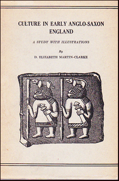 Culture in early Anglo-Saxon England # 31821
