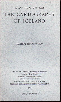 The Cartography of Iceland # 33087