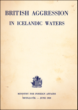 British Aggression in Icelandic Waters # 35420