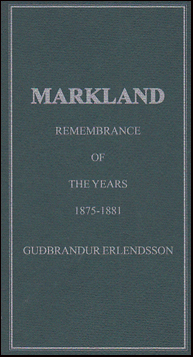 Markland. Remembrance of the years 1875-1881 # 35596