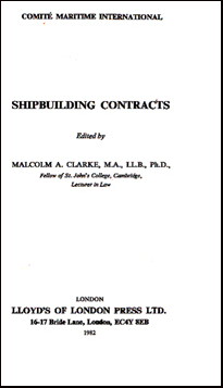 Shipbuilding Contracts # 35666