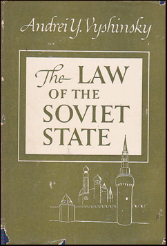 The Law of the Soviet State # 35737