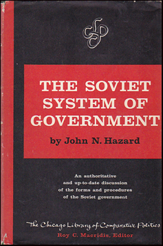 The Soviet System og Government # 36289