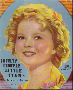 Shirley Temple Little Star # 36319