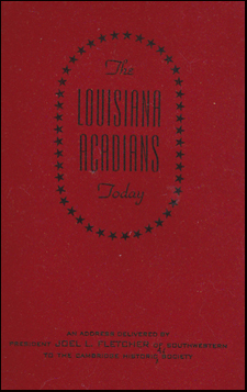 The Louisiana Acadians Today # 37971