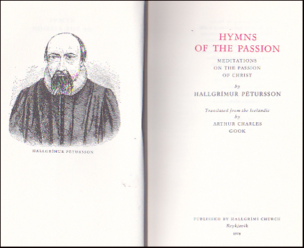 Hymns of the Passion # 38014