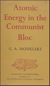 Atomic Energy in the Communist Bloc # 38731
