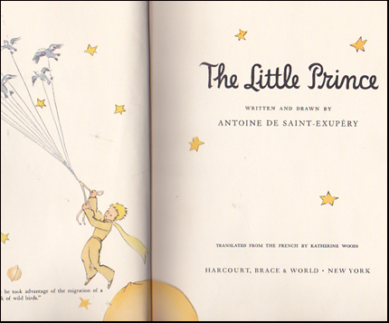 The Little Prince # 38985