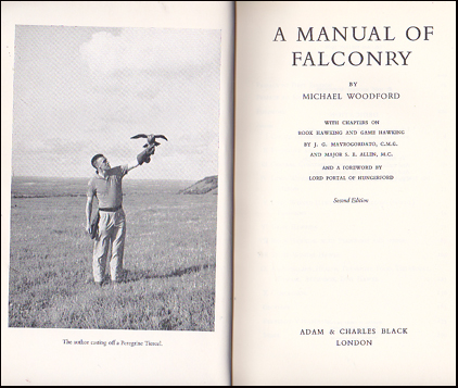 A Manual of Falconry # 39330