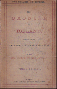 The Oxonian in Iceland # 39363