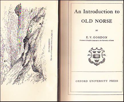 An Introduction to Old Norse # 39409