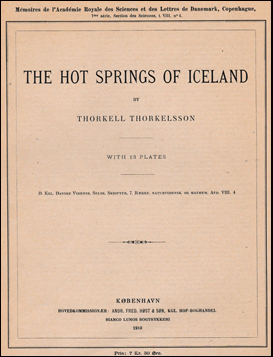The Hot Springs of Iceland # 40285