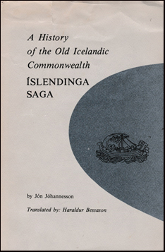 A History of the Old Icelandic Commonwealth # 40665