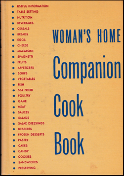 Woman´s Home Companion Cook Book # 41578